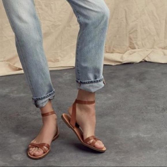 3966bf2f2acf Madewell Shoes - Madewell boardwalk crisscross sandals